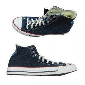 Converse denim Chuck Taylor high top